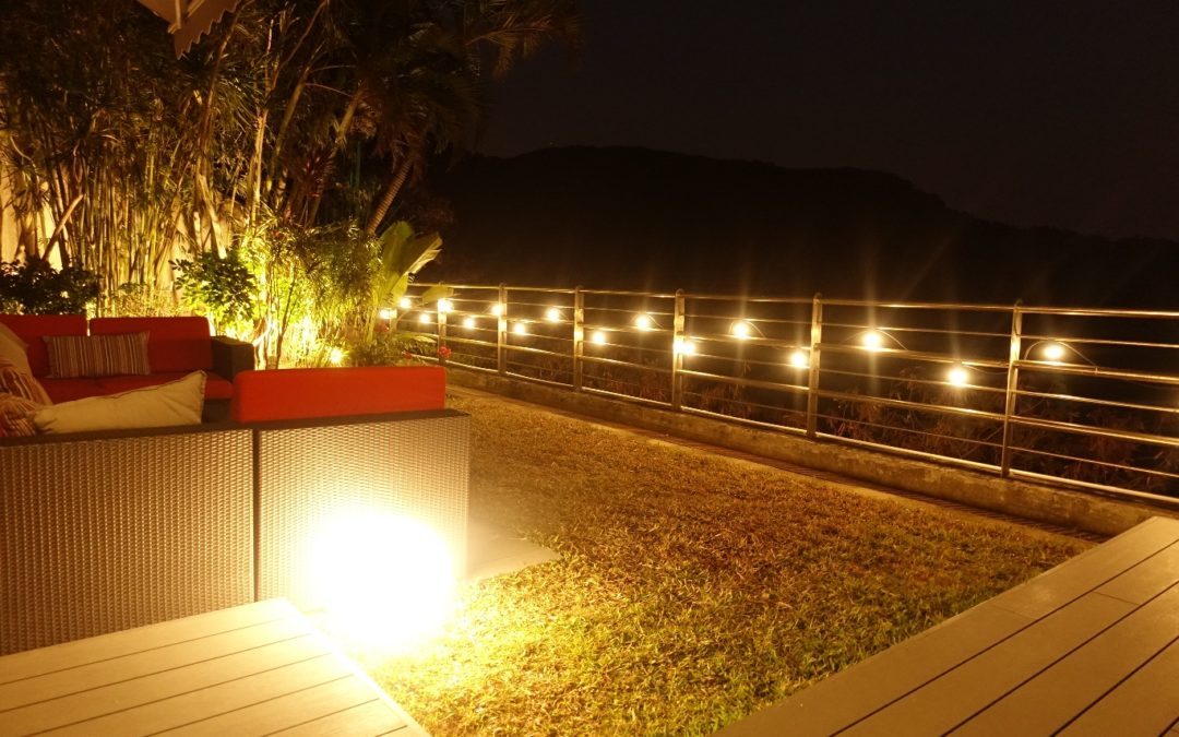 Garden Lighting in Hong Kong – Installation Project at South Bay